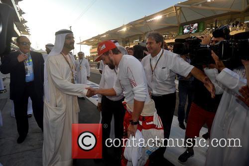 Abu Dhabi Grand Prix F1