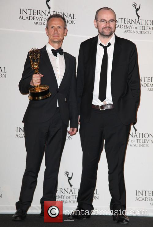 Dennis Kelly and Marc Munden 1
