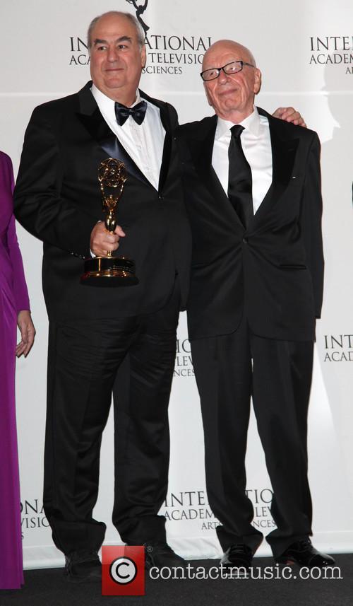 Roberto Irineu Marinho and Rupert Murdoch 2