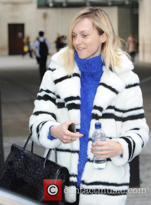 Fearne Cotton seen out in London
