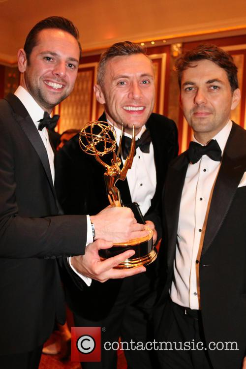 International Emmy Awards and Press Room 8