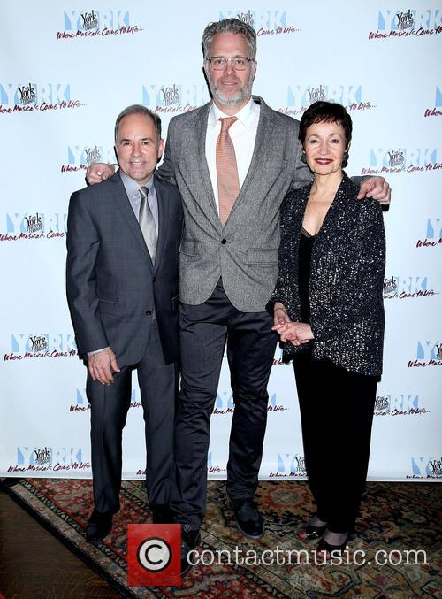 Stephen Flaherty, Will Hammerstein and Lynn Ahrens
