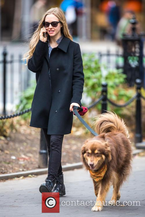 Amanda Seyfried and Flynn 10