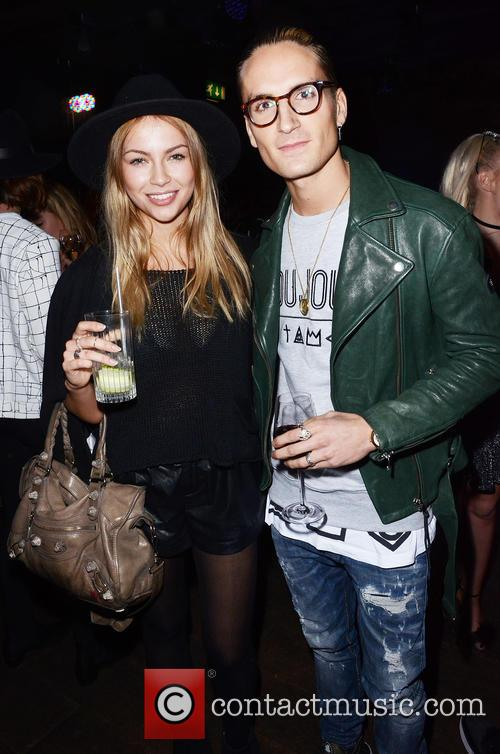 Emma Lou and Oliver Proudlock 2
