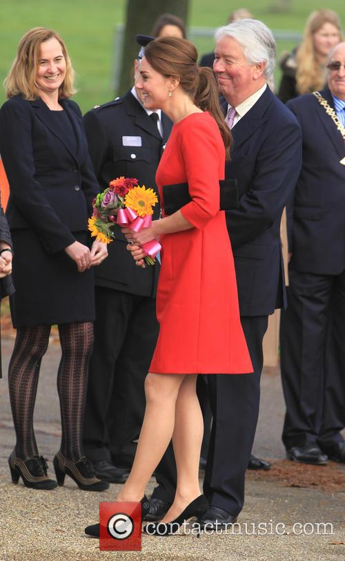Duchess Of Cambridge and Kate Middleton 2