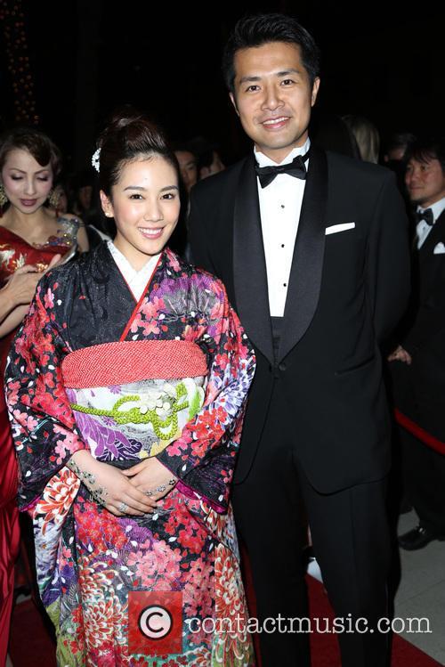 Chiriro Yamamoto and Ken Ochiai 1