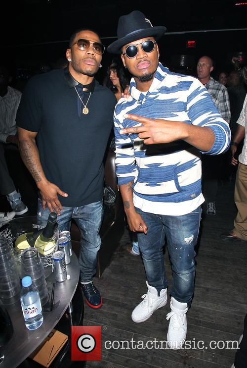 Nelly and Ne-yo 3