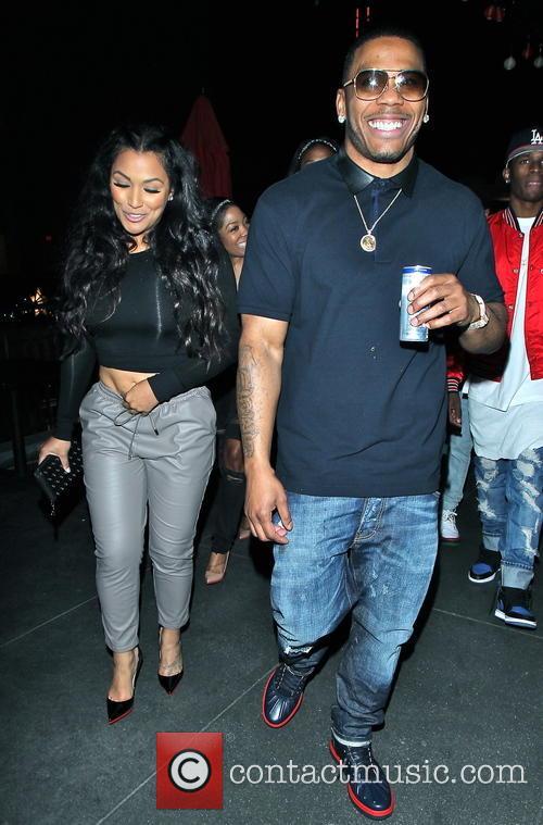 Nelly and Shantel Jackson 7