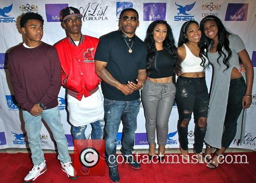 Nellyville Cast 1