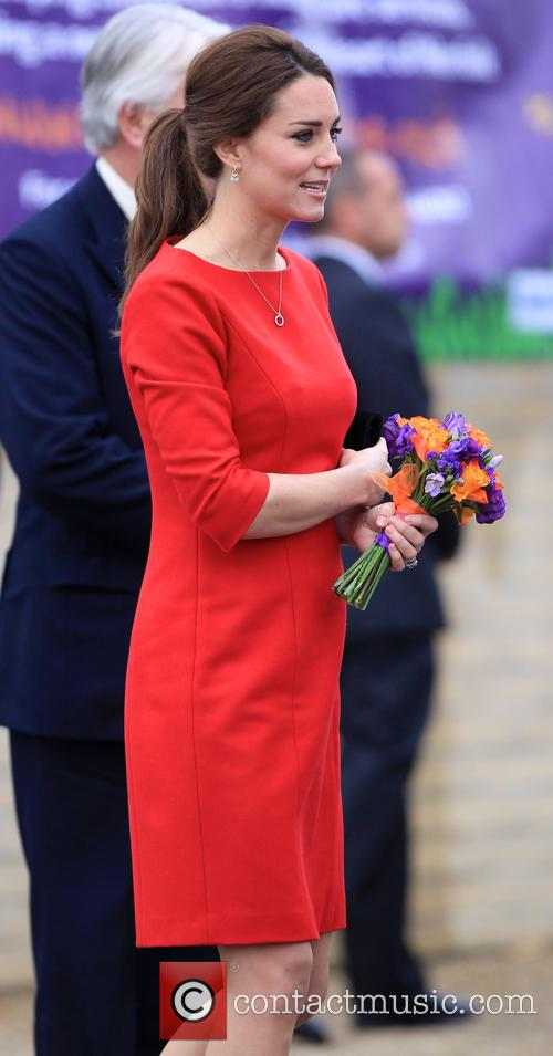 Duchess of Cambridge attends EACH Norfolk Capital Appeal...