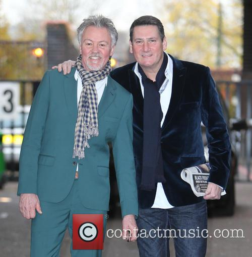 Paul Young and Tony Hadley 5