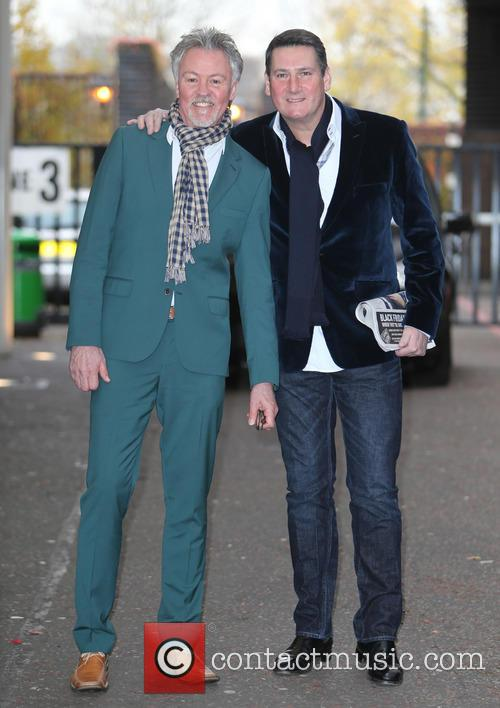 Paul Young and Tony Hadley 6
