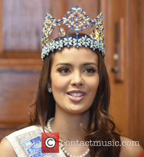 Reigning Miss World Megan Young 3