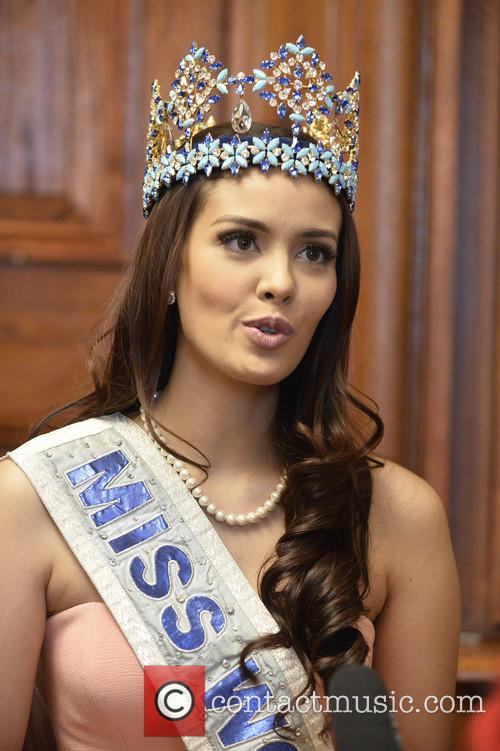 Reigning Miss World Megan Young 4