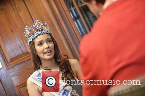 Reigning Miss World Megan Young 5