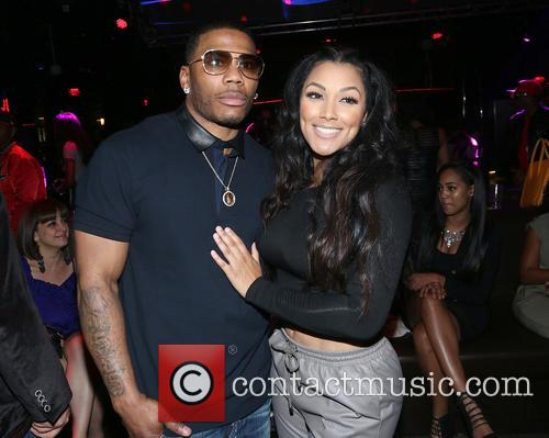Nelly and Shantel Jackson 9