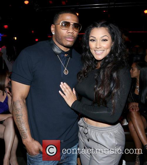 Nelly and Shantel Jackson 10