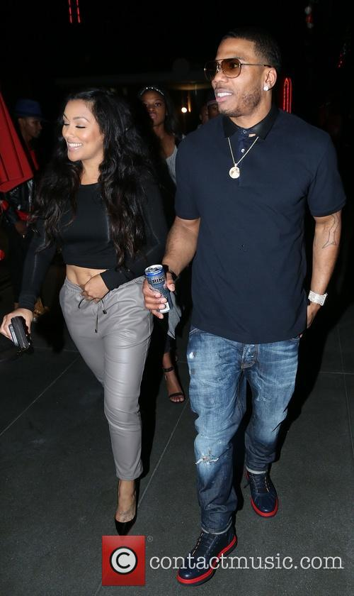 Shantel Jackson and Nelly 11
