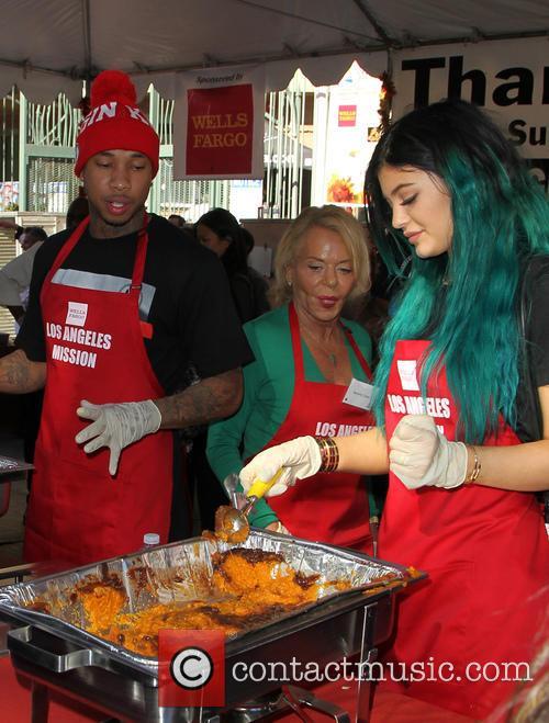 Tyga and Kylie Jenner 2