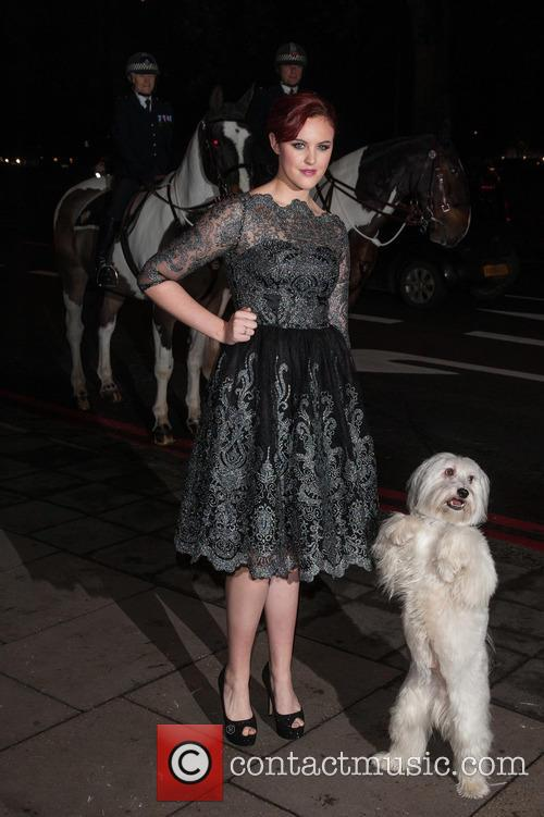 Ashleigh Butler and Pudsey 1