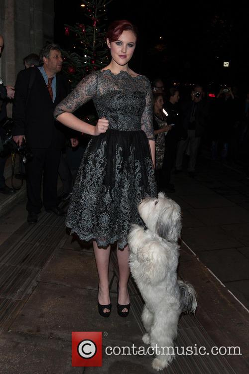 Ashleigh Butler and Pudsey 2