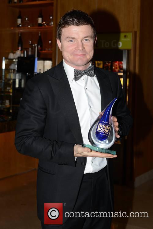 Brian O'driscoll - Sports Book Of The Year 2