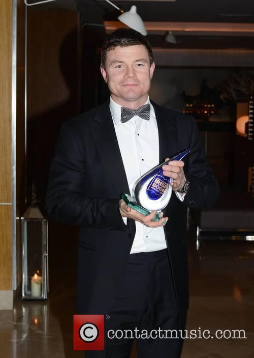 Brian O'driscoll - Sports Book Of The Year 1