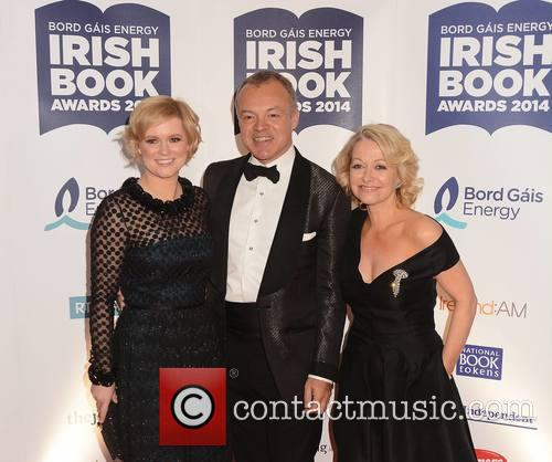 Cecelia Ahern, Graham Norton and Cathy Kelly 4