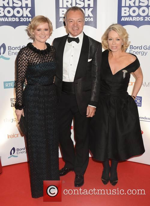 Cecelia Ahern, Graham Norton and Cathy Kelly 5