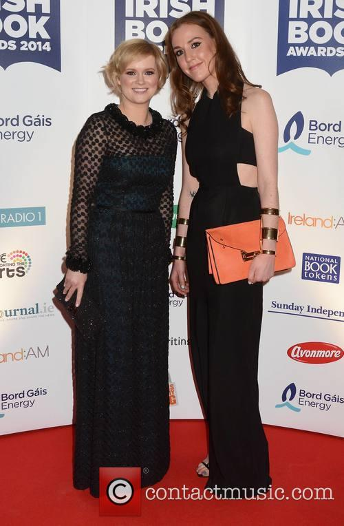 Cecelia Ahern and Louise O'neill 10