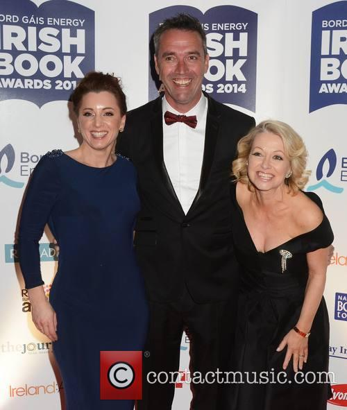 Sinead Desmond - Irish Book Awards 2014