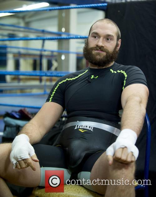 Tyson Fury 4