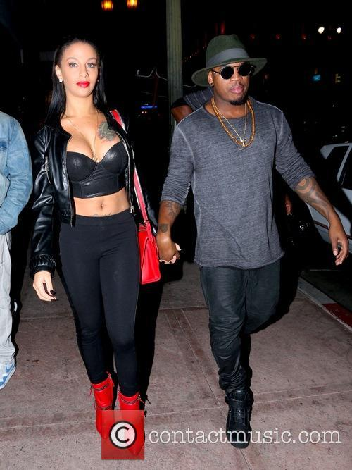NeYo arrives at 'Project Los Angeles'
