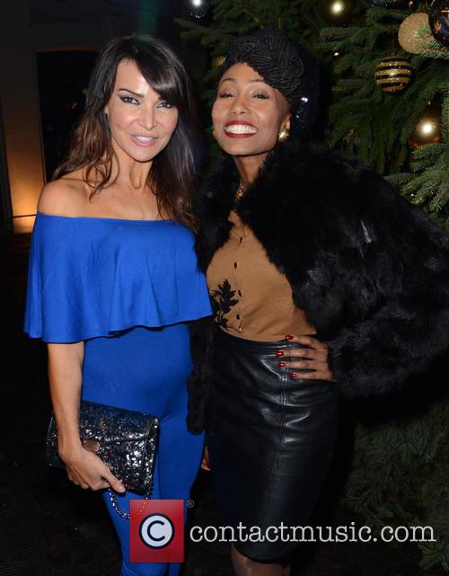 Lizzie Cundy and Guest 4