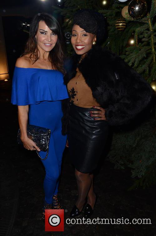Lizzie Cundy and Guest 5