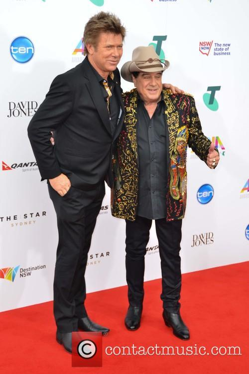 Richard Wilkins and Molly Meldrum 3