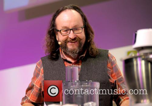 Hairy Bikers and Dave Myers 3