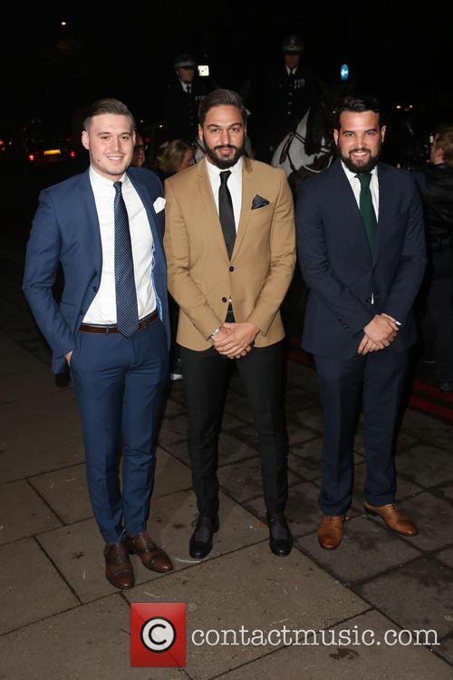 Charlie Sims, Mario Falcone and Ricky Rayment 2