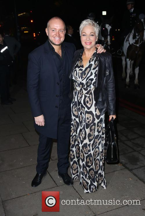 Denise Welch and Lincoln Townley 5