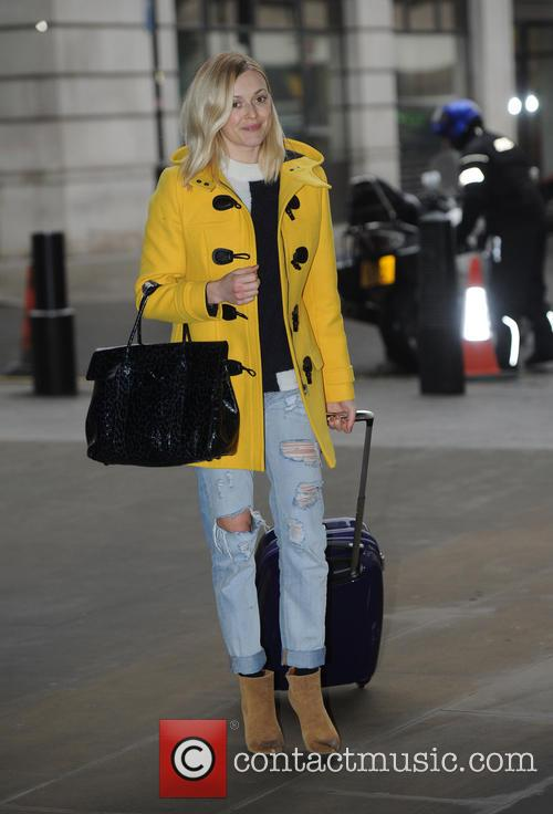 Fearne Cotton arrives at the BBC Radios 1...