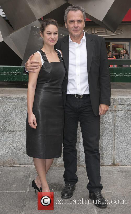 Aida Folch and Jose Coronado 10