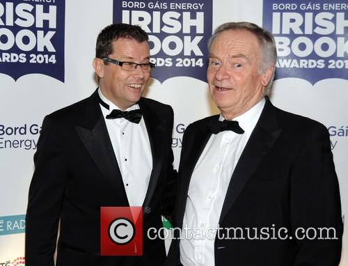 Paul Howard and Jeffrey Archer 1