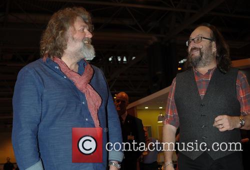 Simon King, David Myers and The Hairy Bikers 4