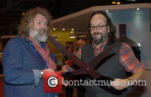 Simon King, David Myers and The Hairy Bikers 9