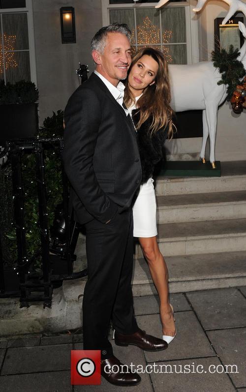 Danielle Lineker and Gary Lineker 7