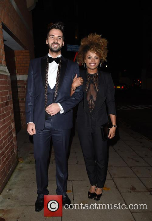 Katie Piper and Ben Haenow 8