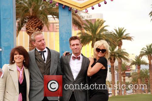 Chrissie Hynde, Dan Matthews, Jack Ryan and Pamela Anderson 4