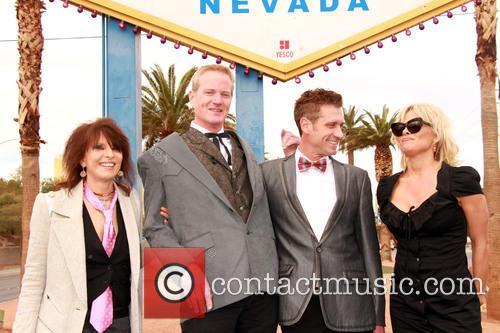 Chrissie Hynde, Dan Matthews, Jack Ryan and Pamela Anderson 9