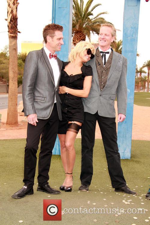Jack Ryan, Pamela Anderson and Dan Matthews 4