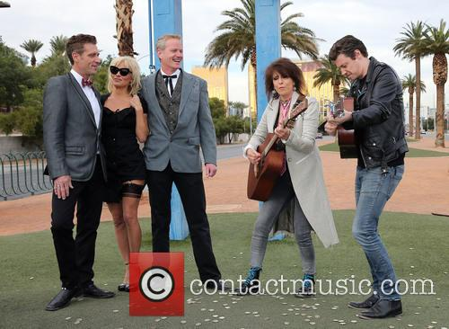 Jack Ryan, Pamela Anderson, Dan Mathews and Chrissie Hynde 10
